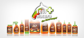 Produkty pielęgnacyjne EQUInatura