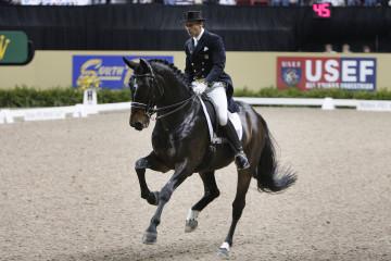 Zobaczmy to jeszcze raz! - Steffen Peters & Ravel, Grand Prix Kür Aachen 2009 - 85,600%