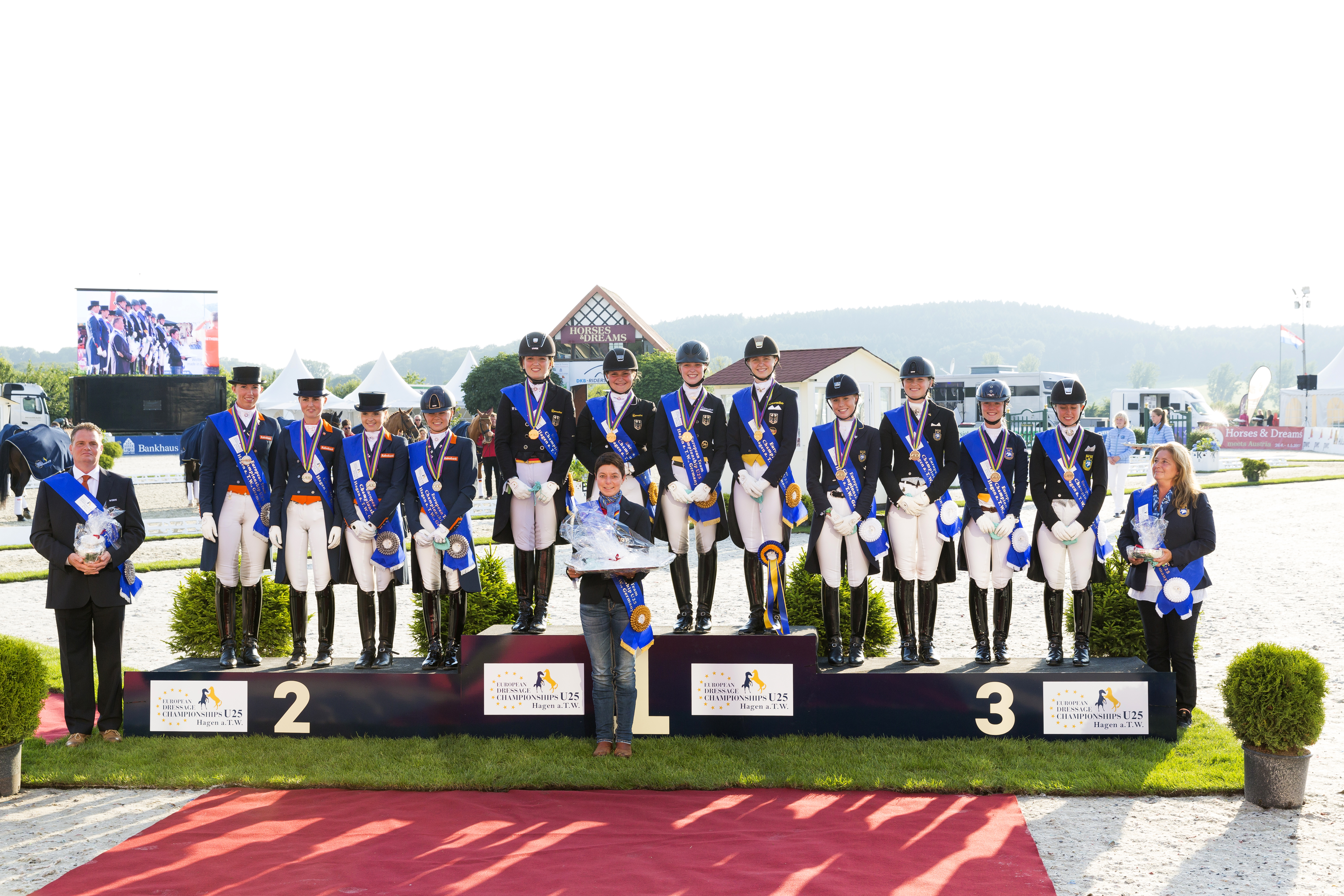 European Dressage Championships U25 2016